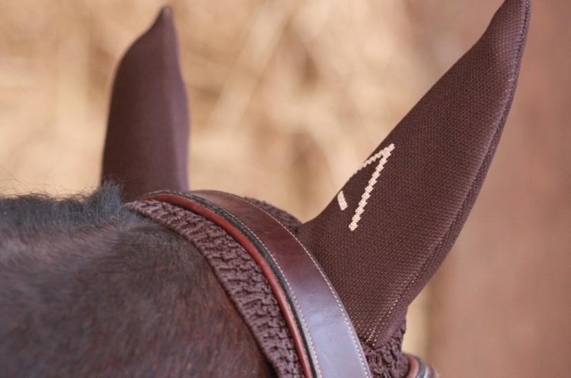 Tacante Bonnet INFI KNIT marron A porté ficelle