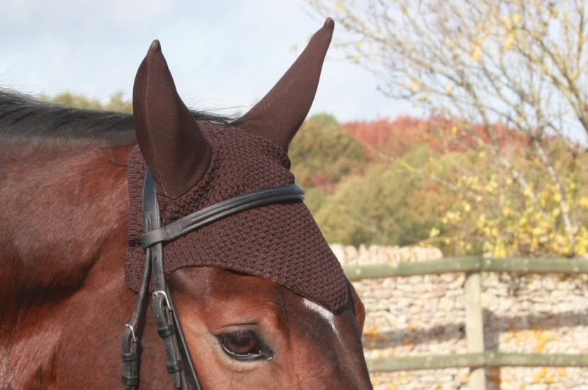 Tacante Bonnet INFI KNIT marron A porté ficelle 2