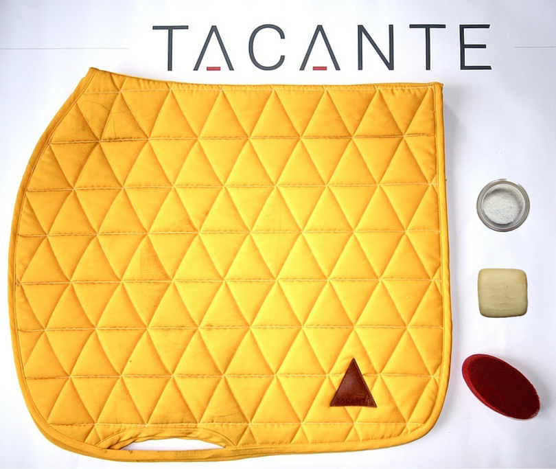 How to take care of your Tacante saddle pad