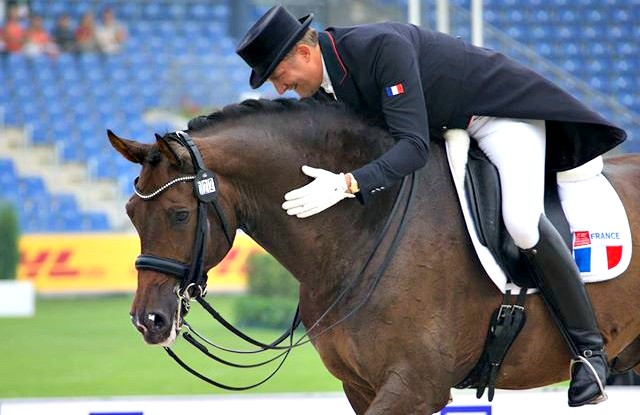 Interview d'After You JO/JEM, grand cheval de dressage