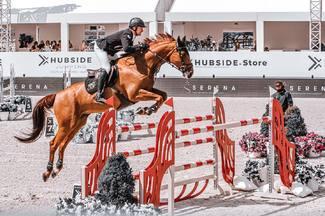 [Tacante Road Show] @titouan_schumacher_officiel enchaîne les belles performances lors de l'@hubsidejumping avec Eliot Brimbelles Z 🔝👏🏻 Félicitations à toute l'équipe du @hbrimbelles !   📸 @kenz_attch   #tacante #tacantefamily #cso #csi #showjumping #horseriding #equitation #equestrian #equestrianlife #equestrianworld #equestrianoutfit #equestrianstyle #ecoresponsable #sustainable #rse #csr #madeinfrance